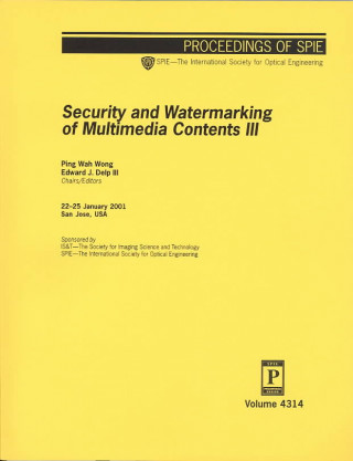Security & Watermarking of Multimedia Contents