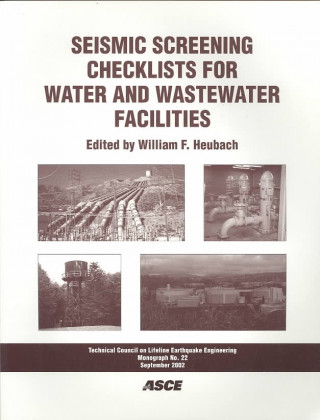 Seismic Screening Checklists for Water and Wastewater Facilities