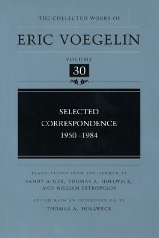 Selected Correspondence, 1950-1984