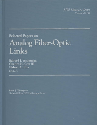 Selected Papers on Analog Fiber-Optic Links