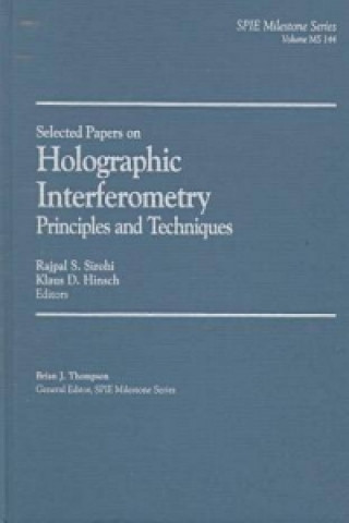 Selected Papers on Holographic Interferometry