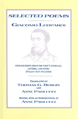Selected Poems of Giacomo Leopardi