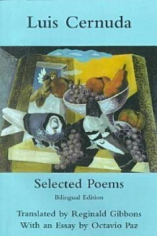 Selected Poems of Luis Cernuda