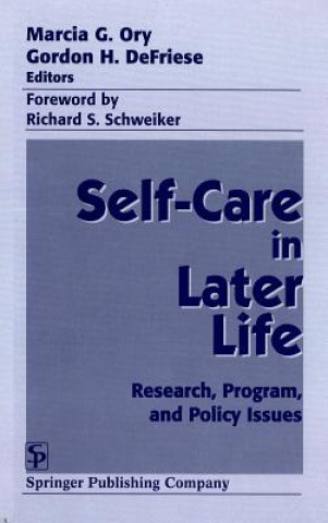 Self-Care in Later Life
