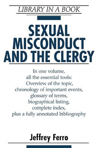 Sexual Misconduct and the Clergy