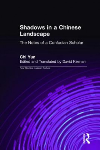 Shadows in a Chinese Landscape