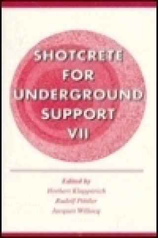 Shotcrete for Underground Support