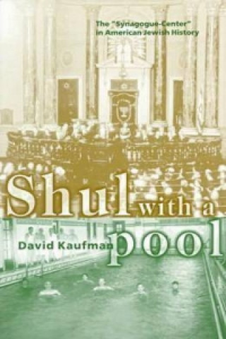 Shul with a Pool