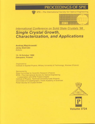 Single Crystal Growth, Characterization, and Applications