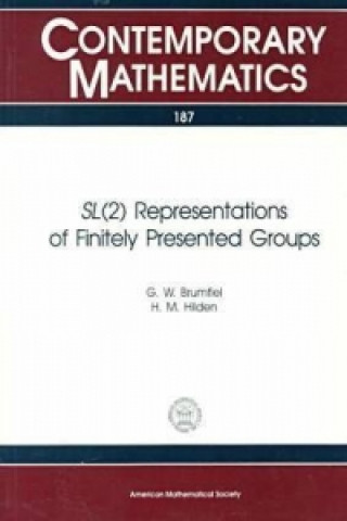 SL2 Representations of Finitely Presented Groups
