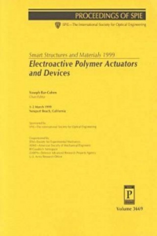 Smart Structures and Materials 1999: Electroactive Polymer Actuators and Devices