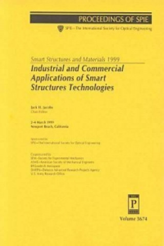 Smart Structures and Materials 1999: Industrial and Commercial Applications of Smart Structures Technolgies