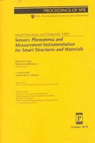 Smart Structures and Materials 1999: Sensory Phenomena and Measurement Instrumentation for Smart Structures and Materials