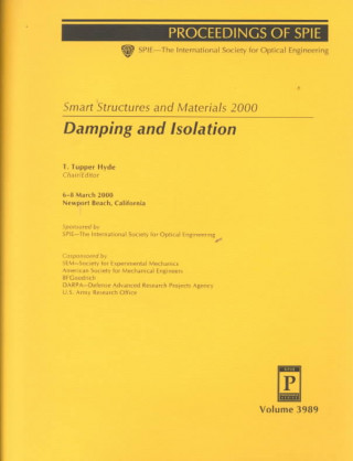 Smart Structures and Materials 2000: Damping and Isolation