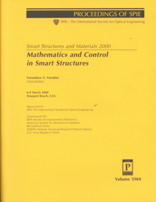 Smart Structures and Materials 2000: Mathematics and Control in Smart Structures