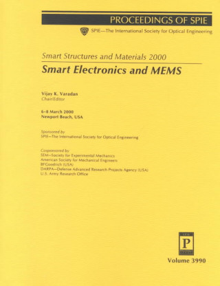 Smart Structures and Materials 2000: Smart Electronics and Mems