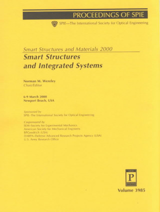 Smart Structures and Materials 2000: Smart Structures and Integrated Systems