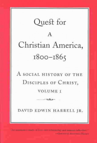 Social History of the Disciples of Christ
