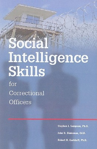 Social Intelligence Skills for Correctional Officers