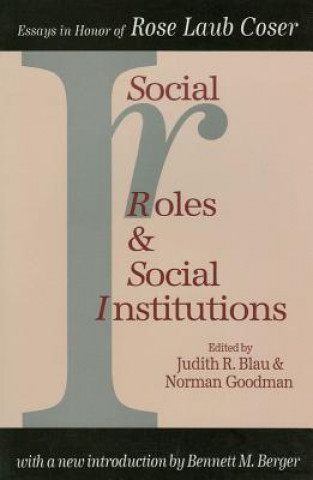 Social Roles and Social Institutions