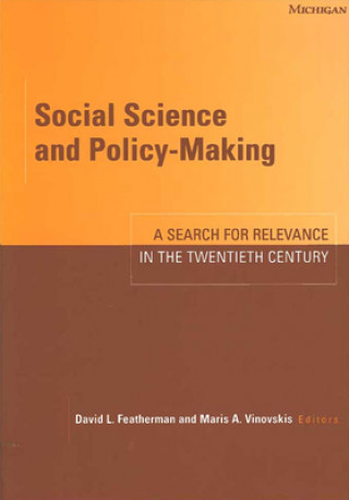 Social Science and Policy-making
