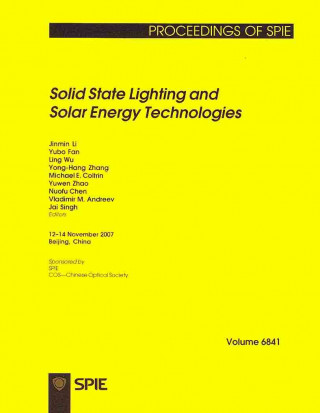 Solid State Lighting and Solar Energy Technologies