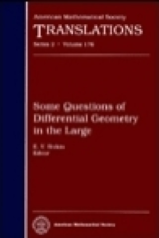 Some Questions of Differential Geometry in the Large