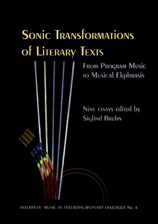 Sonic Transformations of Literary Texts