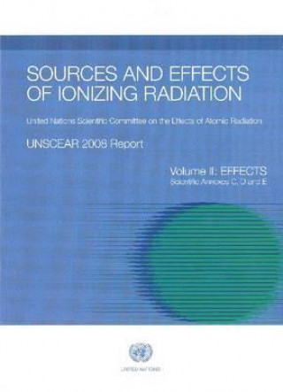 Sources and Effects of Ionizing Radiation, Unscear 2008 Report
