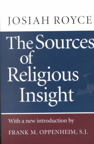 Sources of Religious Insight