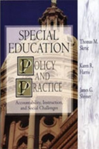 Special Education Policy and Practice