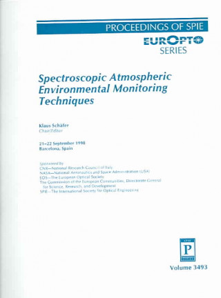 Spectroscopic Atmospheric Environmental Monitoring Techniques