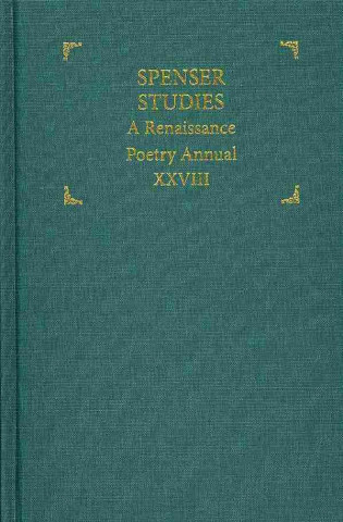 Spenser Studies: a Renaissance Poetry Annual