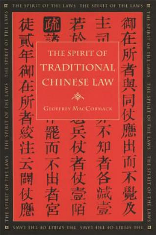 Spirit of Traditional Chinese Law