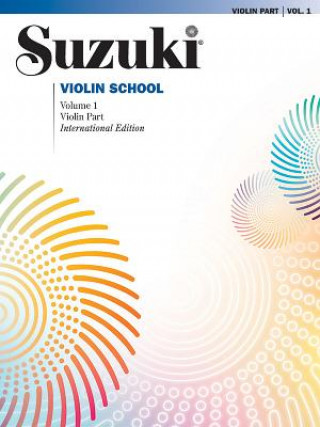 SUZUKI VIOLIN SCHOOL VOL 1 VIOLIN