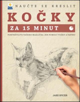 Naučte se kreslit Kočky za 15 minut