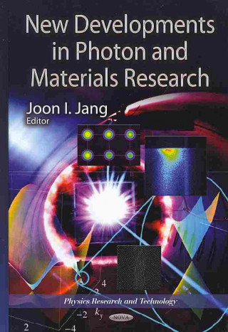 New Developments in Photon & Materials Research