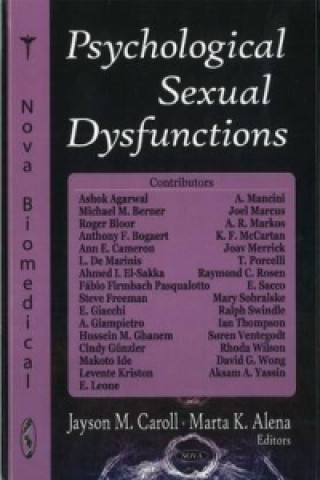 Psychological Sexual Dysfunctions