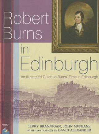 Robert Burns in Edinburgh