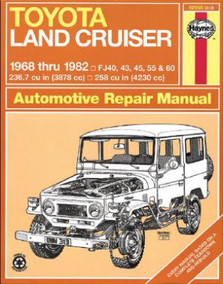 Toyota Land Cruiser (68-82) Automotive Repair Manual