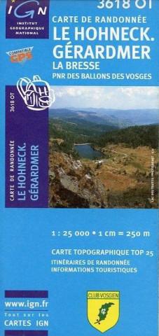 Le Hohneck / Gerardmer / La Bresse