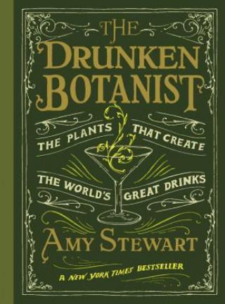 Carte DRUNKEN BOTANIST Amy Stewart