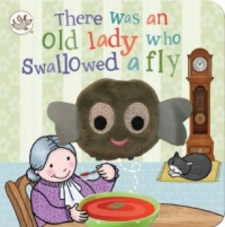 Finger Puppet Book There Was an Old Lady Who Swallowed a Fly