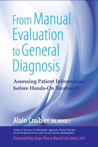 Carte From Manual Evaluation To General Diagnosis Alain Croibier