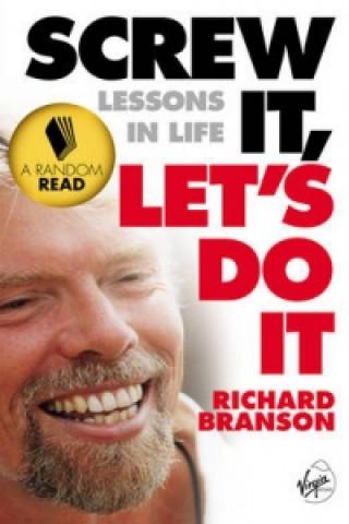 Carte Screw It, Let's Do It Richard Branson