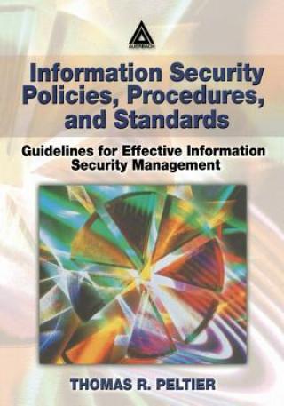 Information Security Policies, Procedures, and Standards