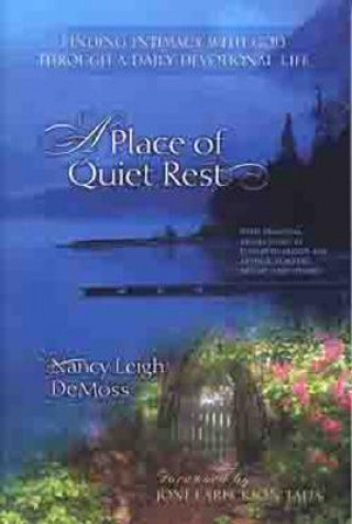 Carte Place of Quiet Rest Nancy Leigh DeMoss
