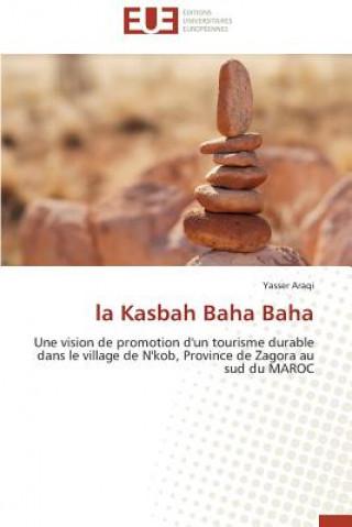 Carte La Kasbah Baha Baha Yasser Araqi