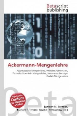 Ackermann-Mengenlehre