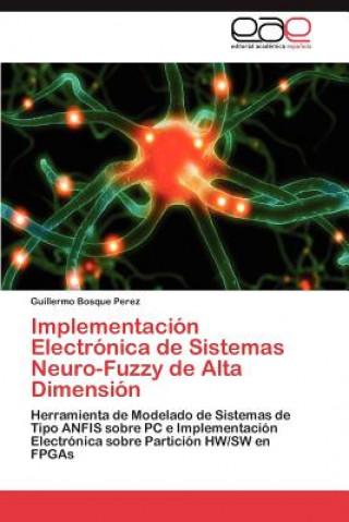 Carte Implementacion Electronica de Sistemas Neuro-Fuzzy de Alta Dimension Guillermo Bosque Perez